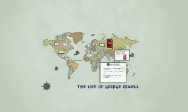 THE LIFE OF GEORGE ORWELL