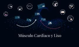 Músculo Cardíaco y Liso MED 201620