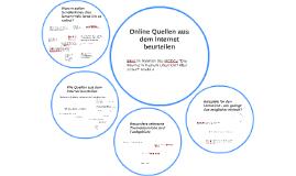 4-Online Quellen beurteilen