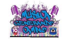musica generando cambio