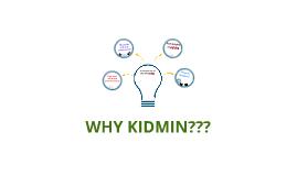 Why KidMin?
