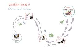 VIETNAM TOUR :3