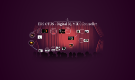 EKS OTUS - Digital DJ/MIDI Controller