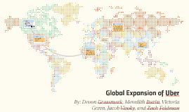 Global Expansion of Uber