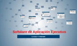 Copy of Software de Aplicación Ejecutivo