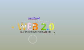 Web 2.0 và ứng dụng vào dạy học