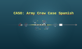 Army Crew Case Spanish