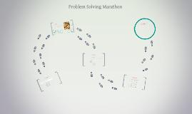 Problem Solving Marathon
