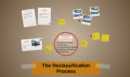 Copy of The Reclassification Process