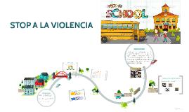 STOP A LA VIOLENCIA