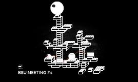 BSU MEETING #1