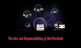 The Jobs and Responsibilities of the President