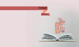 Lexique tutoriel Jing