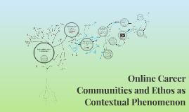Online Career Communities