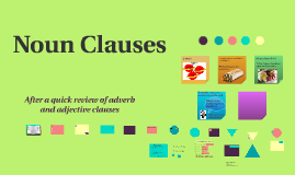 Copy of Noun Clauses