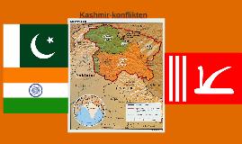 Kashmir-konflikten