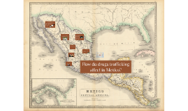 how do drugs trafficking affect in Mexico?