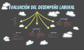 Copy of EvALUACION DEL DESEMPEÑO LABORAL
