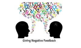 Giving Feedback & Holding Difficult Conversations