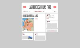 LAS MUJERES EN LAS FARC