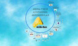 ARDILA  Y RUIZ CONTADORES ASOCIADOS S.A.S