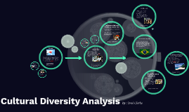 Cultural Diversity Analysis