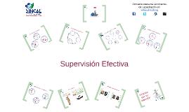 Supervisión Efectiva
