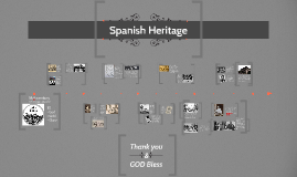 Copy of Spanish heritage