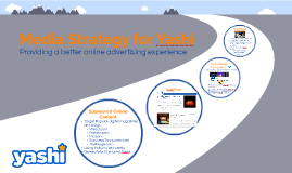 Media Tool Strategy for Yashi