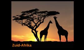 Regio in beeld: Zuid-Afrika