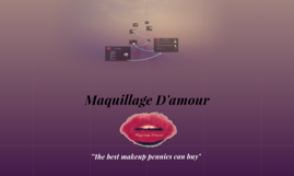 Maquillage D'amour