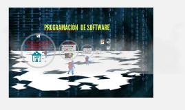 presentacion grupo pregramacion de software