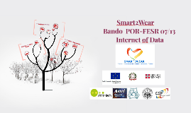 Smart2Wear - Bando POR-FESR Internet of Data
