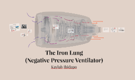 The Iron Lung