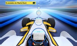 Economics in Mario Kart