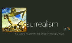 cubism and surrealism