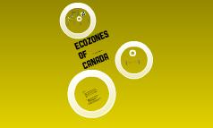 Ecozones of Canada