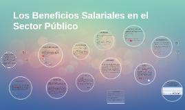 Los Beneficios Salariales en el Sector Público
