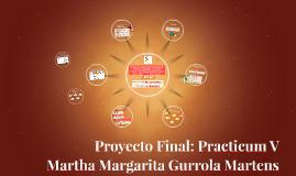 Proyecto Final Practicum V
