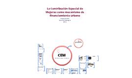 CEM como mecanismo de financiamiento urbano en Ecuador