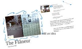 The Flâneur