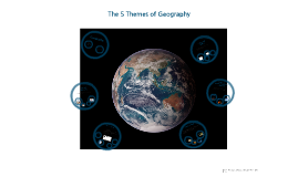 Copy of The 5 Themes of Geography