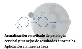 Actualización en cribado de patología cervical y manejos de