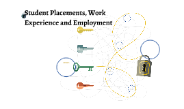 Student Placements, Work Experience and Employment