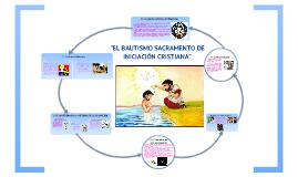 Copy of Copy of SACRAMENTO DEL BAUTISMO