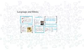 Language and Ethics