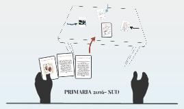 PRIMARIA 2016- SUD