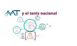 AAT y el tenis nacional con Seniors