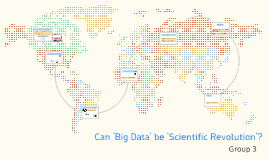 Can Big Data be Scientific Revolution?