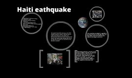 Haiti erthquake